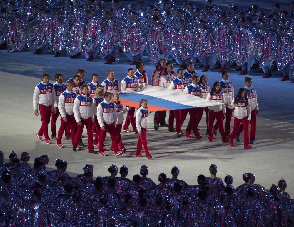 Les athlètes russes devront prouver aux Fédrations internationales qu'ils sont «propres» pour participer aux JO.