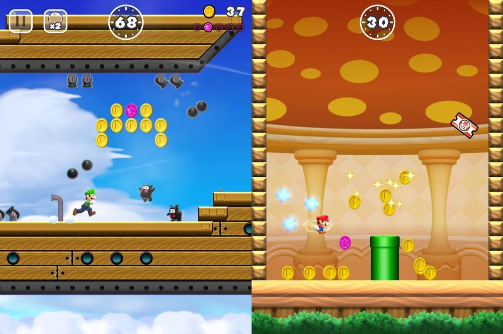 Nous avons joué à <i>Super Mario Run</i>, la première aventure de Mario sur iPhone