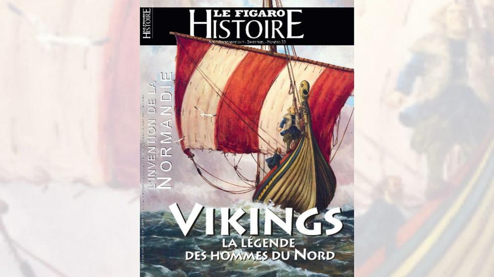 Vikings, la légende des hommes du Nord