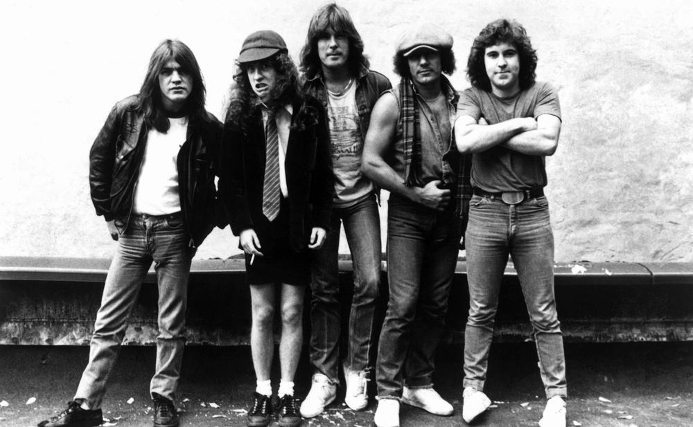 Mort de Malcolm Young, cofondateur d'AC/DC