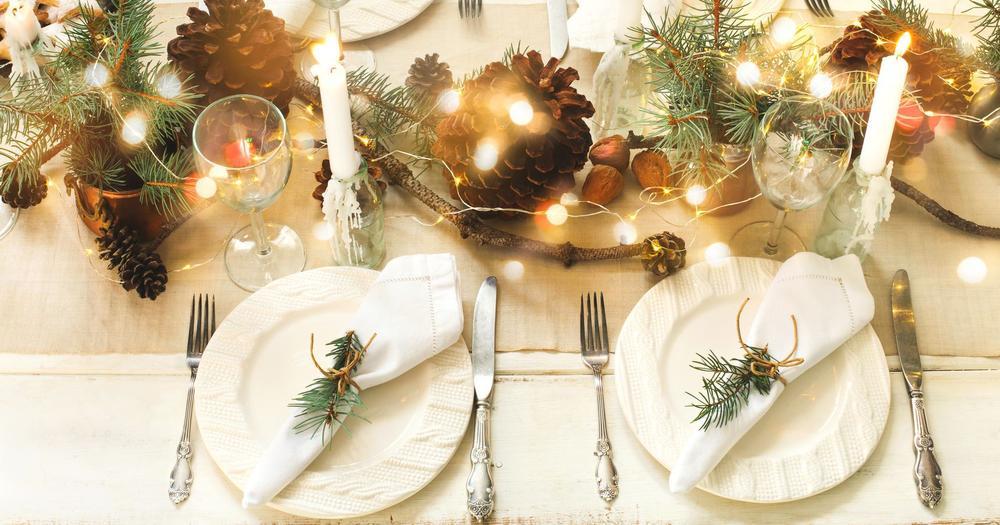 Jardin: cueillez et fabriquez vos décorations de Noël