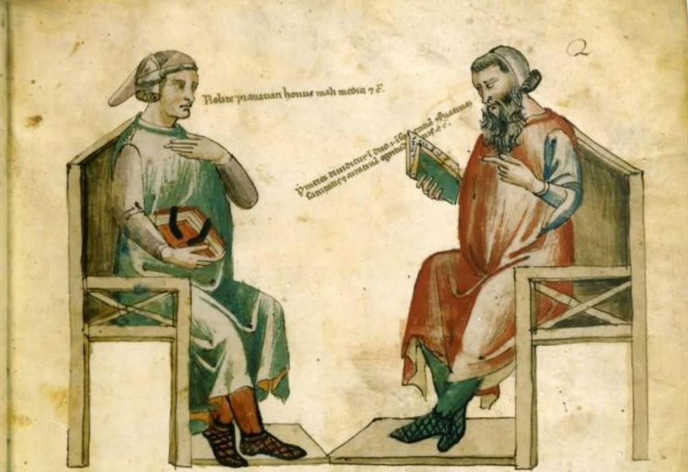 Espagne d'al-Andalus : l'Occident est-il redevable à l'islam pour la transmission des auteurs antiques ?