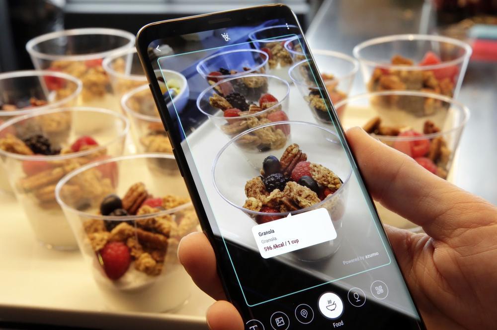 Découvrez le nouveau Samsung Galaxy S9 en vidéo