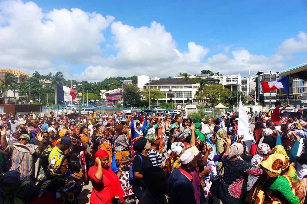 La législative partielle à Mayotte, un scrutin devenu très politique