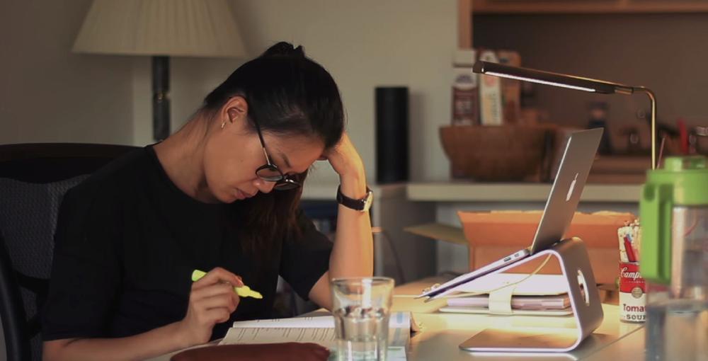 «Study with me»: ces youtubeurs qui révisent en direct sur Internet