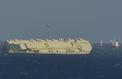 Le cargo Modern Express remorqué avec succès au port de Bilbao