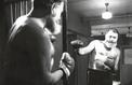 De l'encre sur les poings: écrivains sur le ring
