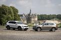 VW Tiguan-BMW X1, un duel à l'allemande