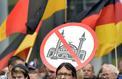 À Bautzen, l'extrême droite et les réfugiés s'affrontent