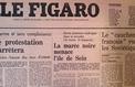 Octobre 1976 : l'île de Sein souillée par la marée noire