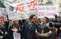 Thomas Hollande prend de nouveau la défense de salariés licenciés d'un laboratoire