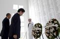 À Pearl Harbor, Obama et Abe font l'éloge de la réconciliation