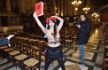 La condamnation d'une Femen pour exhibition sexuelleconfirmée en appel