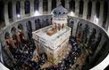Jérusalem : inauguration du tombeau du Christ enfin restauré