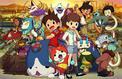 La licence japonaise «Yo-Kai Watch» veut rester la star des cours de récré