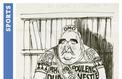 Chirac, Pompidou, Giscard, Sarkozy... Quand Cabu croquait les présidents