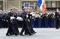 Comment se déroule l'hommage rendu au policier assassiné sur les Champs-Élysées