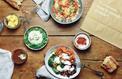 La livraison de repas à domicile en plein boom