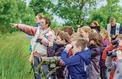 À Rochefort, la boue électrique et les oiseaux migrateurs