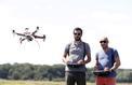 Chômeurs, ils se forment pour devenir pilotes de drones