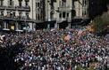 Référendum catalan : des milliers de manifestants à Barcelone