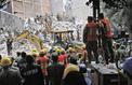 Les secours s'organisent au Mexique après le séisme