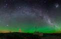 Des rayons cosmiques venus d'ailleurs