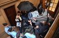 Voiture brûlée: lourdes peines requises contre les «antifas»