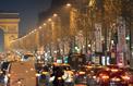 Des agriculteurs défendent le glyphosate sur les Champs-Élysées