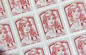 Le prix du timbre rouge va augmenter de 10 centimes en 2018