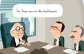 La vie de bureau française croquée en bande dessinée