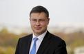 Valdis Dombrovskis: «L'objectif de la France sur son déficit est à portée de mains»