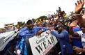 George Weah, l'ancien footballeur star, bientôt président du Liberia?