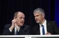Les candidats à la présidence des Républicains divisés sur l'idée d'un débat télé