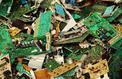 Un nouveau procédé pour recycler les cartes électroniques