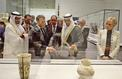 Macron inaugure le Louvre d'Abu Dhabi