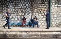 Les forces de l'ordre face à une nouvelle vague migratoire à la frontière italienne