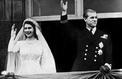 Il y a 70 ans, le mariage de la future reine d'Angleterre Elizabeth II
