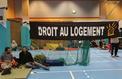 Occupation d'un gymnase à Paris: «Macron doit tenir ses engagements»