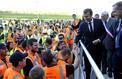 Les investisseurs américains sous le charme d'Emmanuel Macron