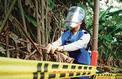 En Colombie, la paix reste piégée par les mines