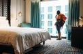 L'hôtellerie se redresse grâce au retour des touristes en France