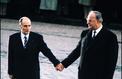 Monologue intérieur de François Mitterrand