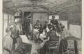 En 1883, l'émerveillement du journaliste du Figaro à bord de l'Orient-Express
