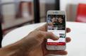 La presse sur mobile poursuit sa croissance