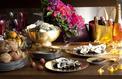 Fruits de mer, foie gras, chapon et bûche: les tops de Noël 2017