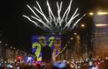 Nouvel An : le passage à 2018 en images