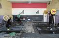 À Bagdad, l'haltérophilie au féminin renverse les clichés