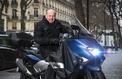 Éric de Seynes, un motard aguerri aux cimes chez le japonais Yamaha