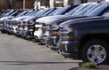 Le marché automobile américain cale après 7 ans de hausse